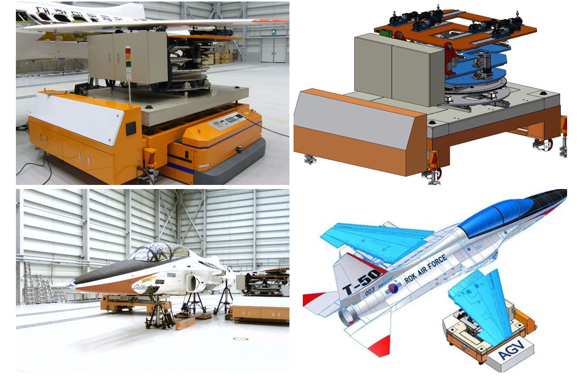 Daemyung Engineering WASS(Wing Automated Splice System)