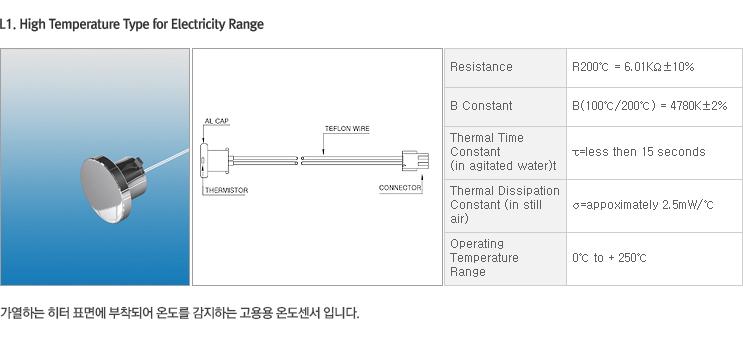 DK&SK 센서 인덱션 렌지용 센서 ASM  1