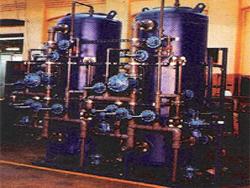 AQUAGOLD Demineralizer System DTTB/DTMB-Series