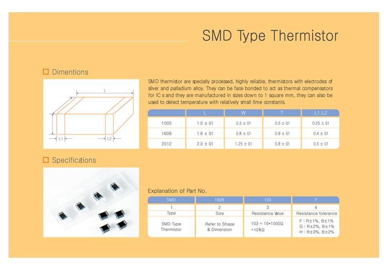 DK&SK Sensor  SMD-series