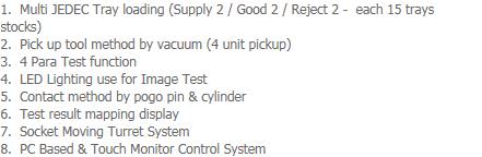 AP-Tech Image Sensor Test System IT-40A