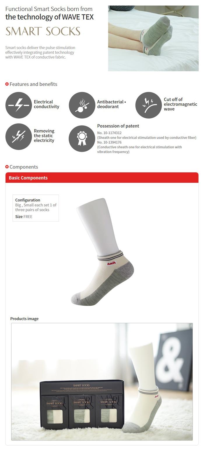 AINA Smart Socks