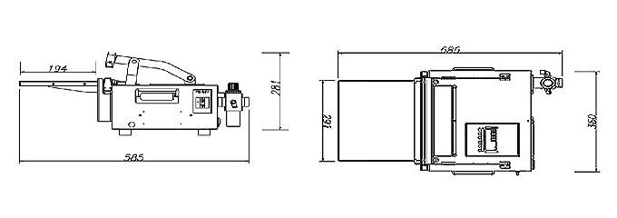 INTRIZE DeskTop Type AZS-300 1