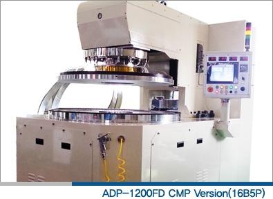 AM TECHNOLOGY CMP Machine (Double Side Process) ADP-1200FD CMP