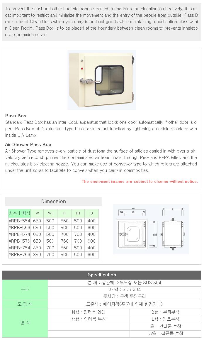 AR Pass Box