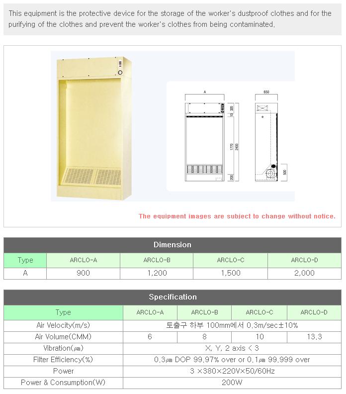AR Clean Locker