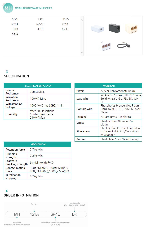 아린테크 Modular Hardware (MH)  1