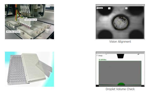 ATI, Advanced Technology High Throughput Screening (Microarray Spotter) ezJet