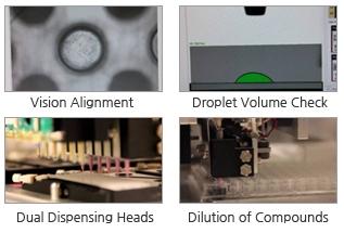 에이티아이 Microarray Spotter (Nanoliter Liquid Handler) ezJet 1