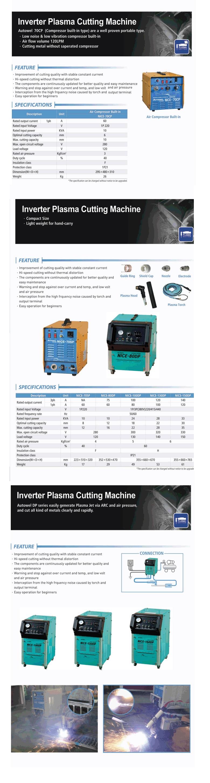 AUTOWEL Inveter Plasma Cutting Machine NICE Series