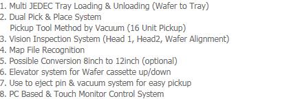 AP-Tech Pick & Place System PP-160