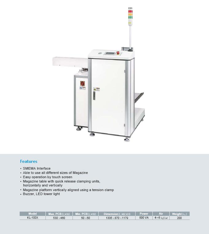 Kiheung FA Single Magazine Loader (CE Type) KL-100X