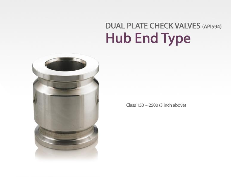 BAVCOS Dual Plate Check Valves  3