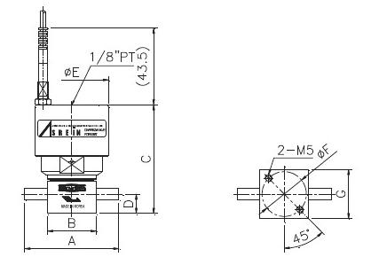 ASFLOW Switch Type Pneumatic Diaphragm Valve  4