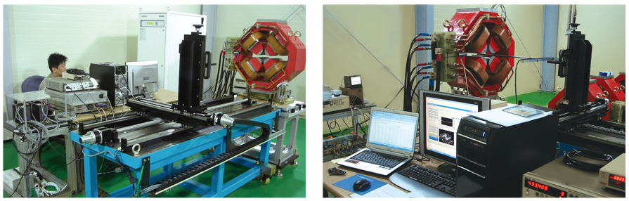 KR TECH. Particle Accelerator Magnet  1