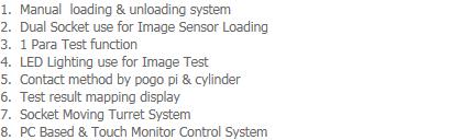 AP-Tech Image Sensor Test System IT-10M