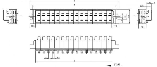BEE RYONG Terminal_Blocks 11BC 1