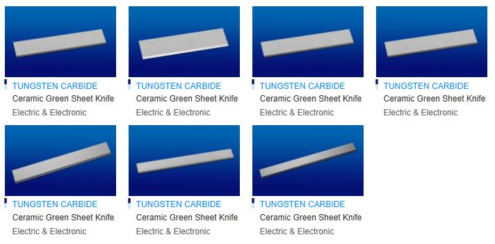 BESA MLCC (Ceramic green sheet knife)