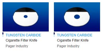 BESA Cigarette Filter Cutting Knife