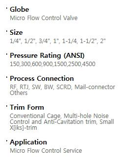 BFS Co., Ltd. Globe valve  14