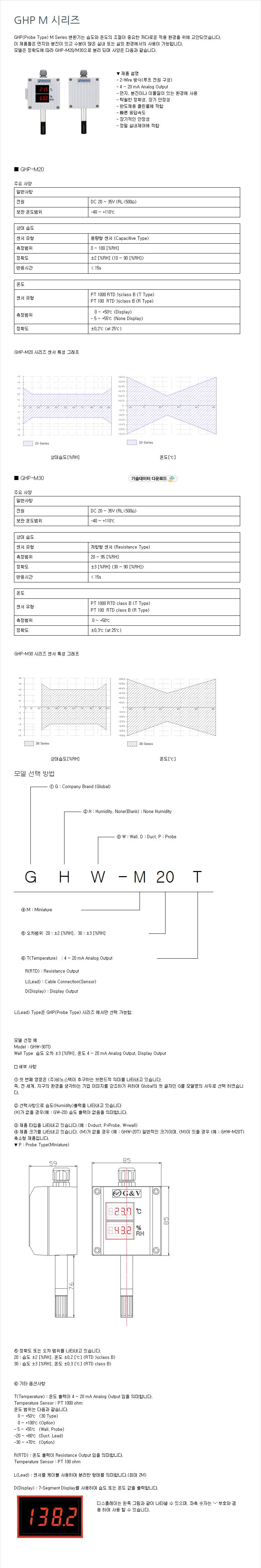 (주)비노스텍 공조용 GHP M Series 1