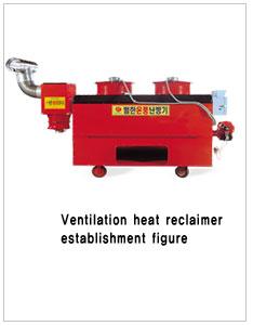 BUMHAN COOLER Ventilation Heat Reclaimer