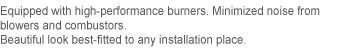 BOOSTER Tube Boiler BO-Series