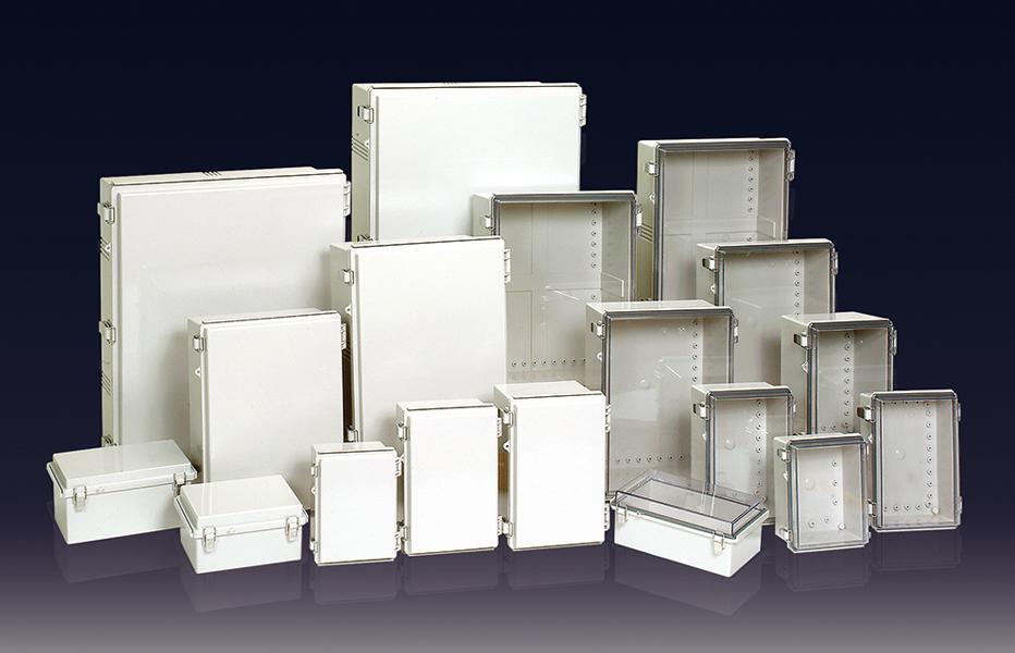 BOXCO Hinge Type - SUS latch P Series