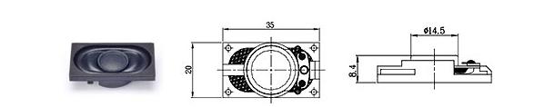 유니슨음향(주)  U3520FA