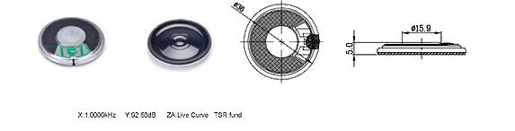 유니슨음향(주)  U3608B35