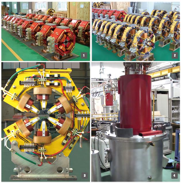 KR TECH. Particle Accelerator Magnet