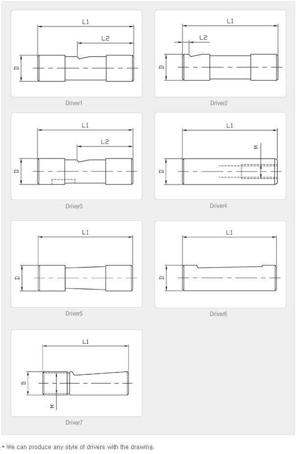 Dongsan Single Flute Gundrill  2