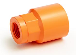 ASUNG PLASTIC VALVE CPVC Fitting Socket  8