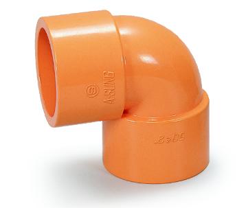ASUNG PLASTIC VALVE CPVC Fitting Elbow