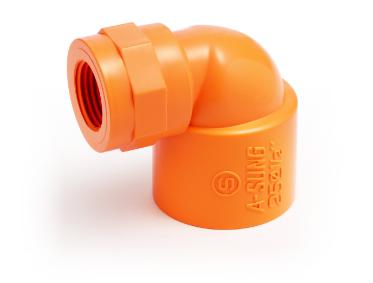 ASUNG PLASTIC VALVE CPVC Fitting Elbow  1
