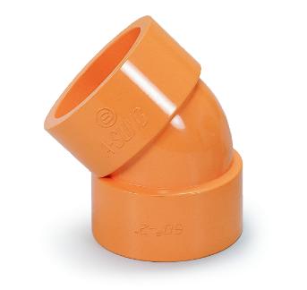 ASUNG PLASTIC VALVE CPVC Fitting Elbow  2