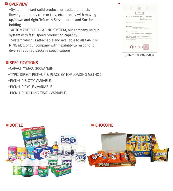 JINSUNG TECHTEM Automatic Packaging System SUPEX-12