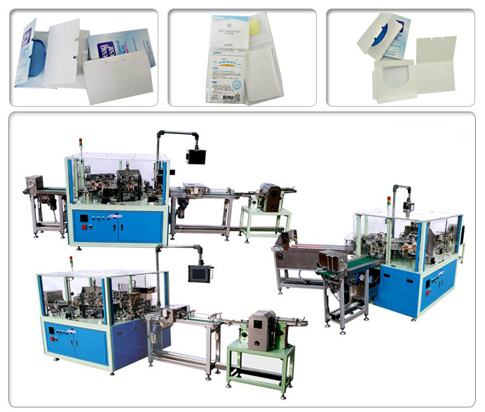 JINSUNG TECHTEM P.P Bag Machine