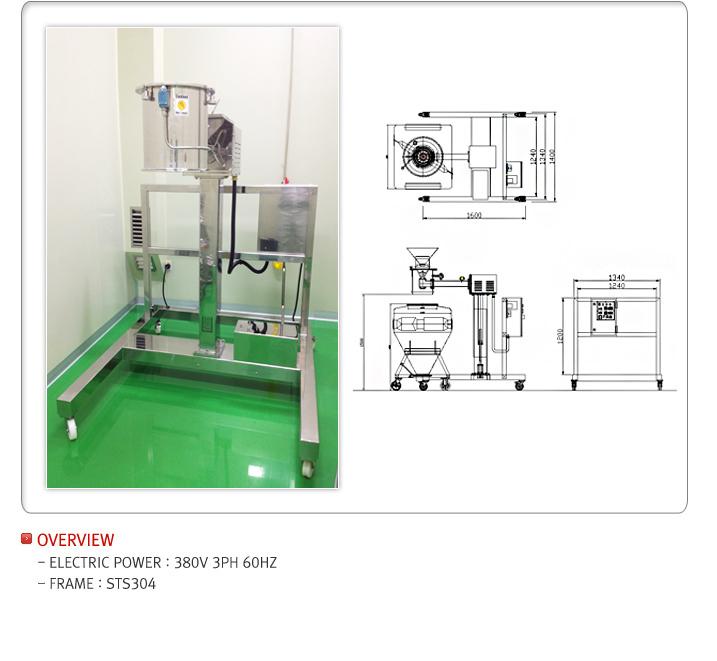 JINSUNG TECHTEM Co-Mill JS-G100