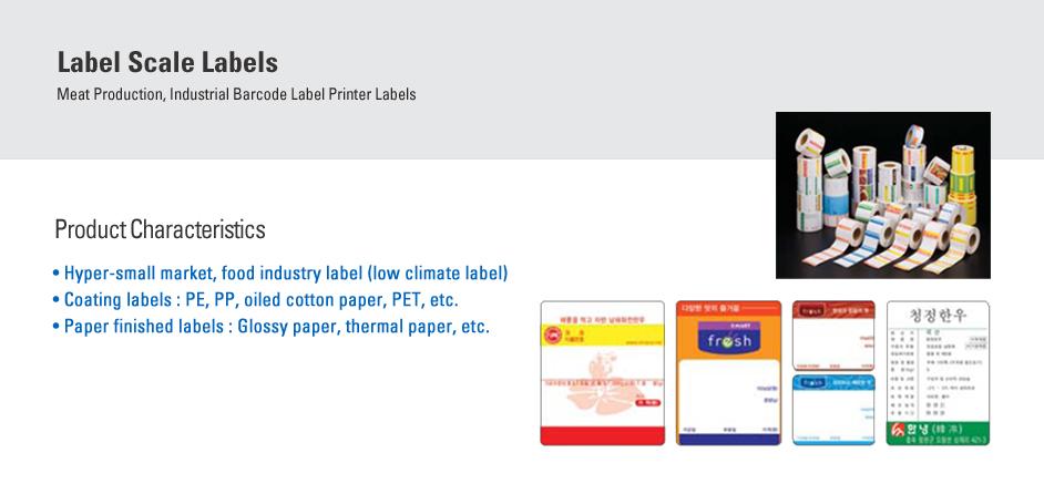 CAS Label Scale Labels