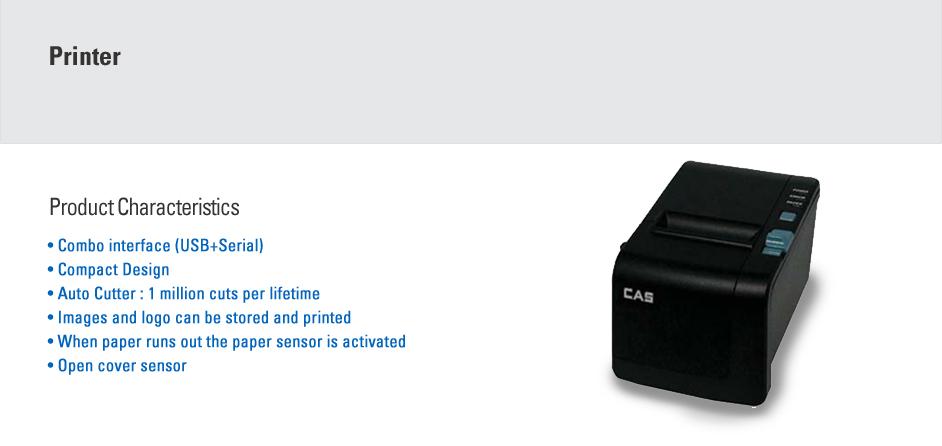 CAS Printer CLK-T41