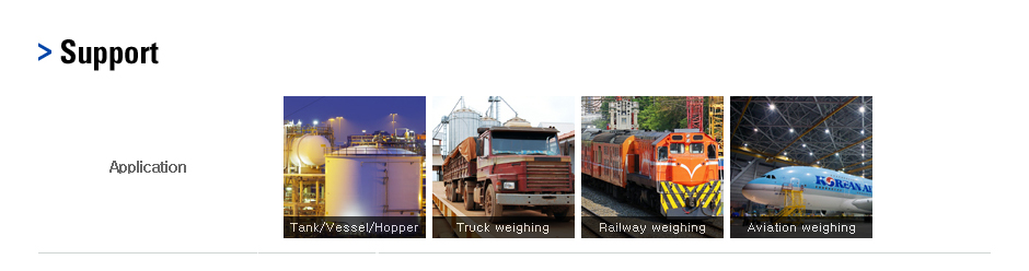 CAS Load Cell - Truck & Tank Weighing Type  2