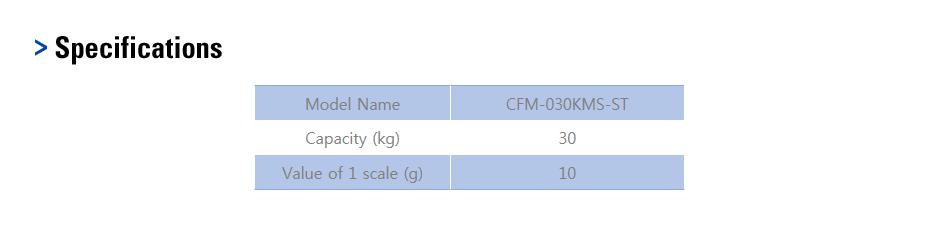 CAS Liquid Filling Machine CFM-030KMS-ST 1