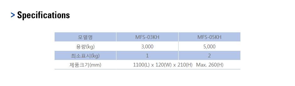카스 원유계량장비 MFS-03KH/05KH 1