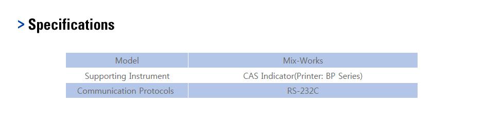 CAS Industrial  25