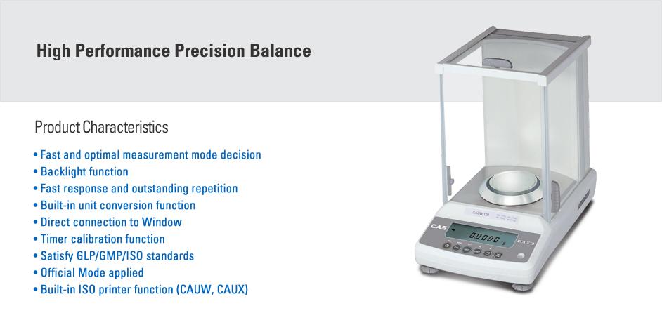 CAS Balance CAU Series
