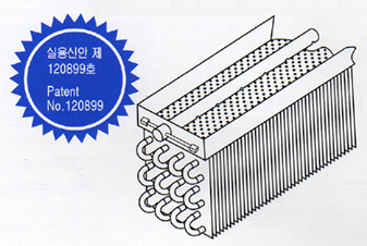 KyungDong R&H Ceiling & Floor Mounted Type PA Series 2