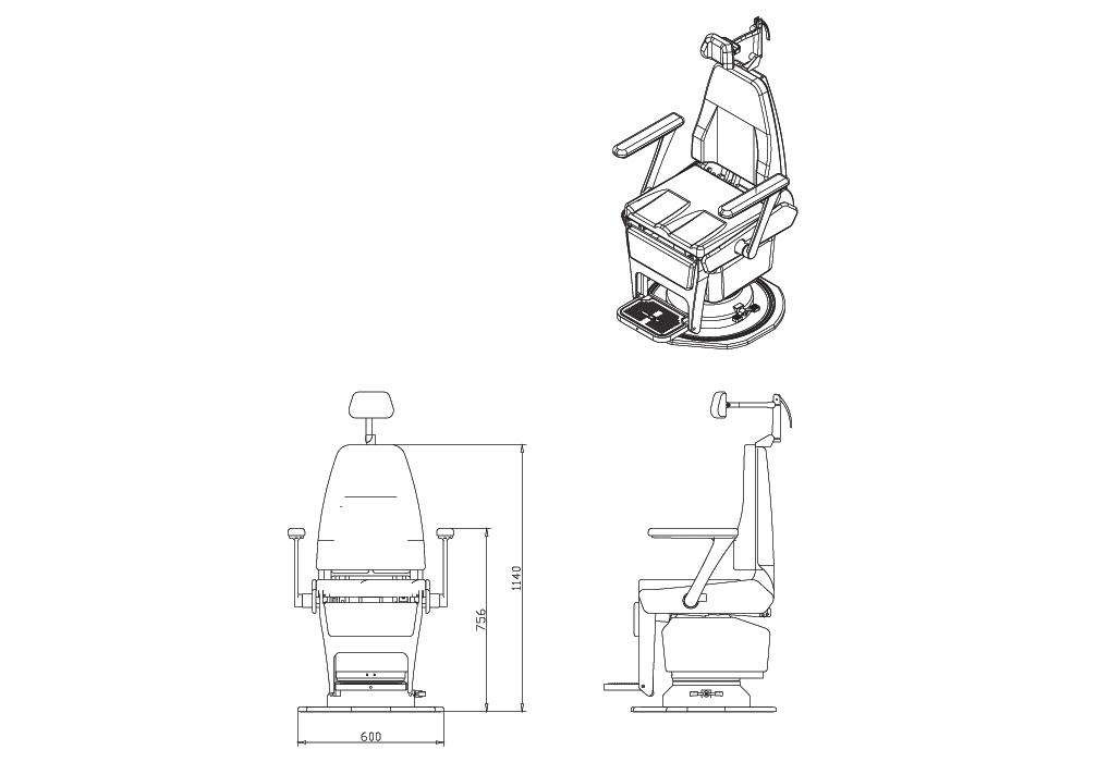 (주)참메드 Electrical Driven GX-200 2
