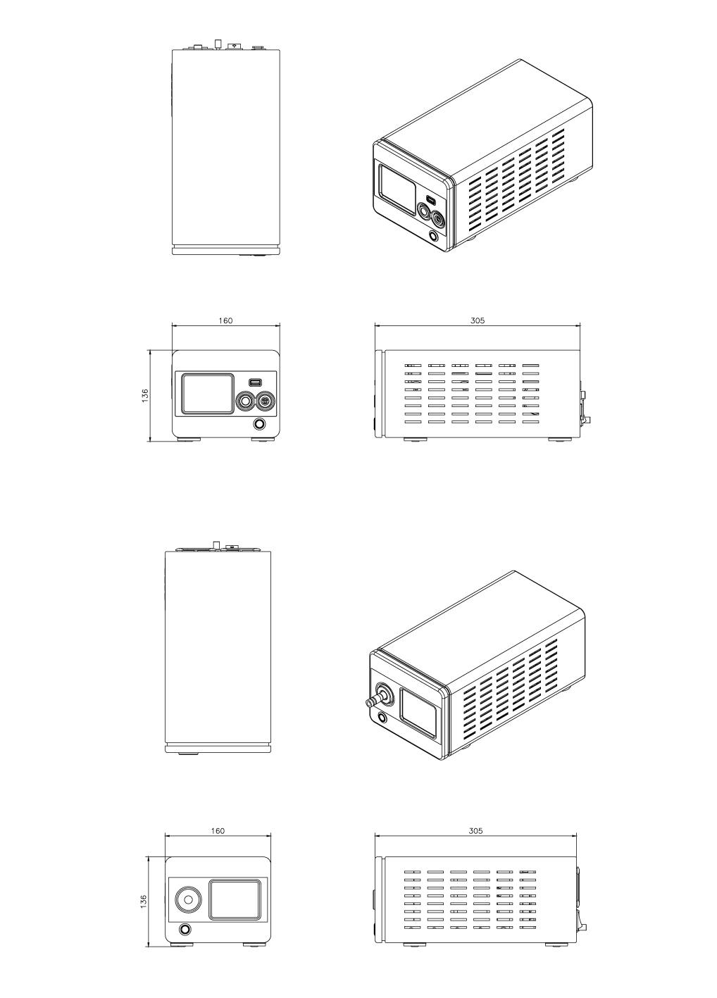 (주)참메드 Endoscopic System (Full HD) FHD-C3/L3 3