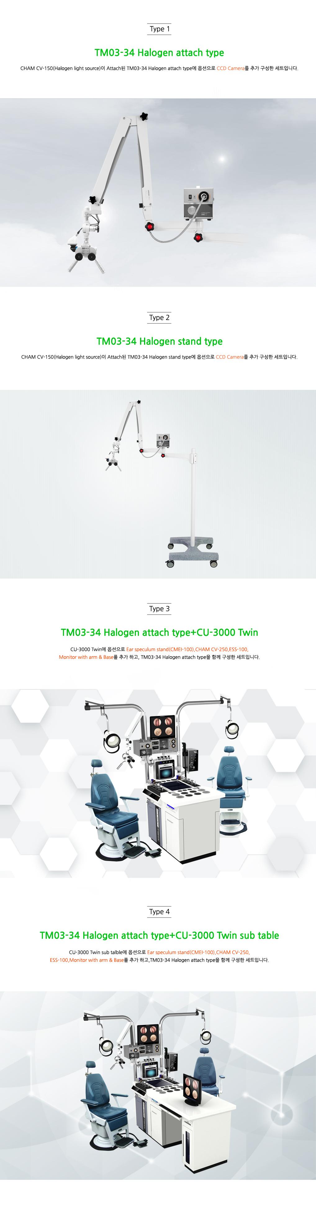 (주)참메드 Halogen Light Source CHAM CV-150 2